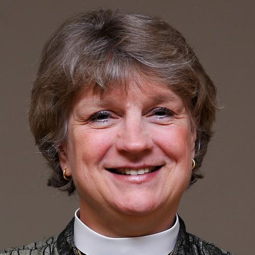 Bishop Ann M Svennungsen